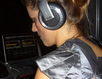 Dj Lyla in Silk