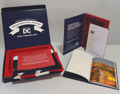Destination DC Meeting Spaces- Direct Mail