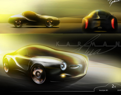 Karmann Ghia Redesign