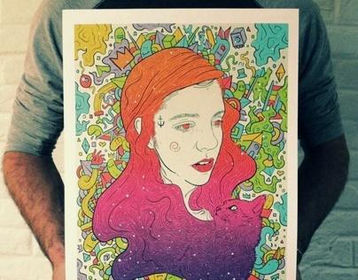 Poster SchizziBooks Papelaria