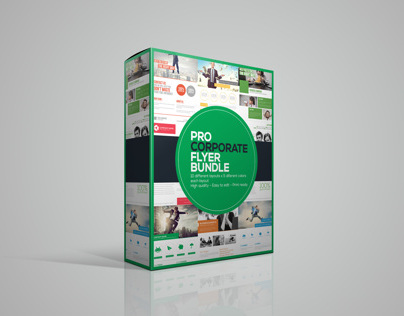 Premium Corporate Flyer Bundle