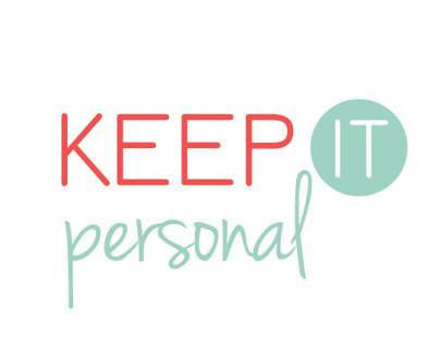 Keep It Personal
