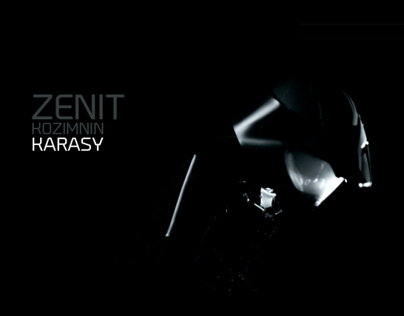 KOZIMNIN KARASY / ZENIT / by ADDMINIMAL / July 2013