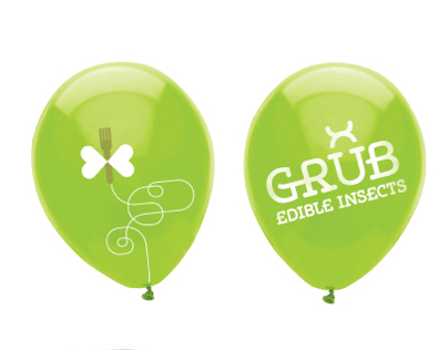 Grub Edible Insects