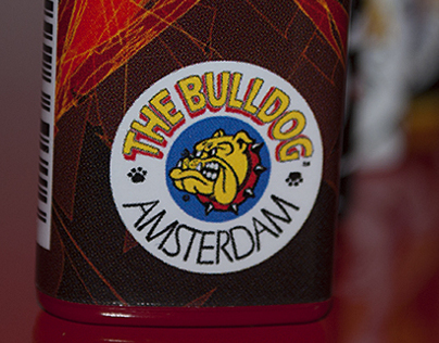 The Bulldog lighters design