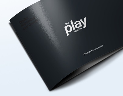 The Play Studio Brochure