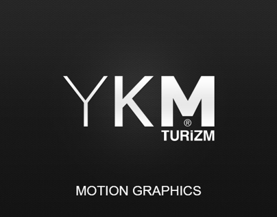 YKM Turizm Motion Graphics