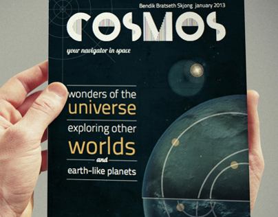 Cosmos Magazine  - Your navigator in space