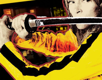 Kill Bill Movie Site
