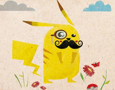 Pokemon İllustrations