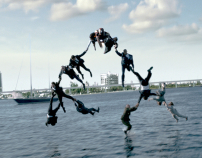 Iron Man 3: Miami Landing