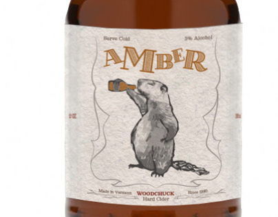 Woodchuck Cider Package Redesign