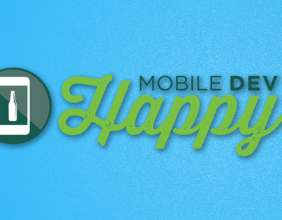 Mobile Dev Happy Hour Logo