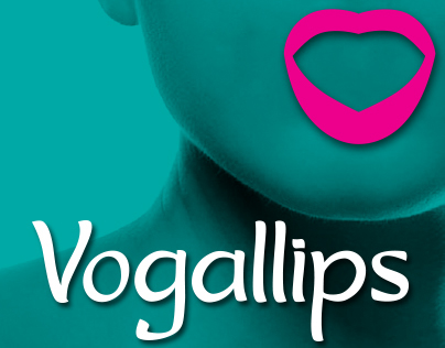 Vogallips - Original Typeface