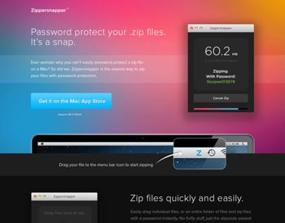 Zippersnapper App