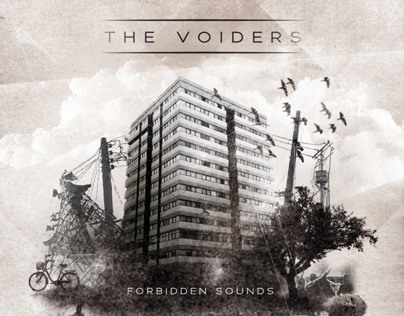 THE VOIDERS / Album