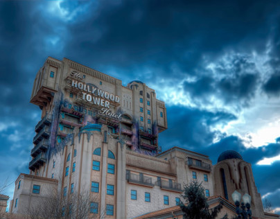 The Hollywood Tower Hotel - Tower of Terror