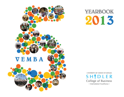 Shidler College Vietnam Yearbook of Vemba 5