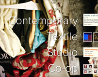 Contemporary Textile Studio