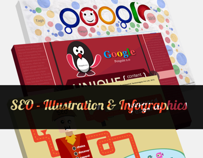 SEO - Info graphics