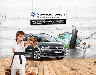 Volkswagen Touran Website