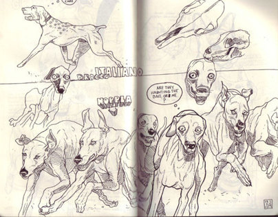 Sketchbook 2011
