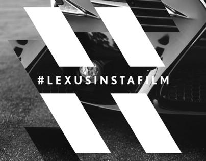 #LEXUSINSTAFILM