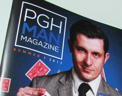 PGH Man Magazine