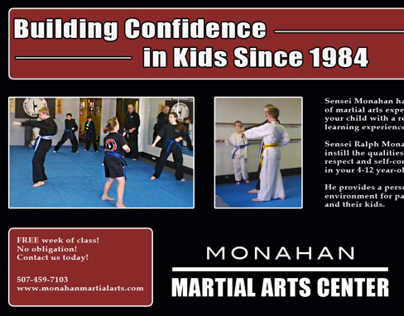 Monahan Martial Arts