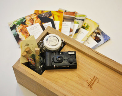 Feeding Memories: Collectors Memory Box