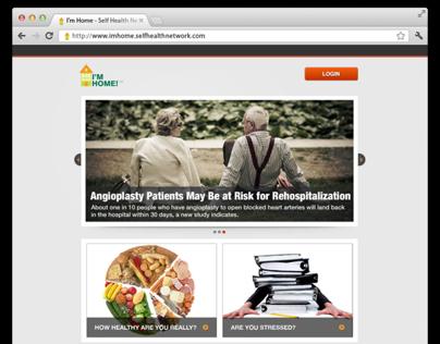 Im Home! – Provider (Web Application)