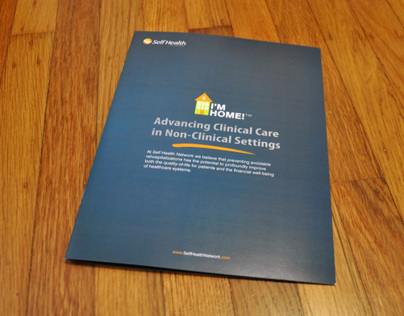 Im Home! (8 Page Brochure)