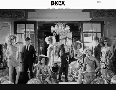 BKBX Photography Website