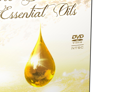 Dvd Cover // Essential Oils