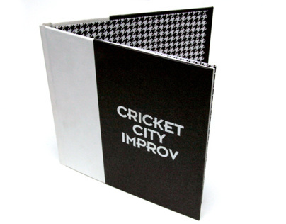 Promotion Book : Cricket City Improv