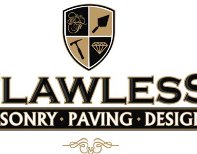 Masonry Company Logo Design