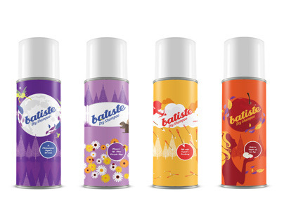 Batiste Dry Shampoo: A Midsummers Night Dream