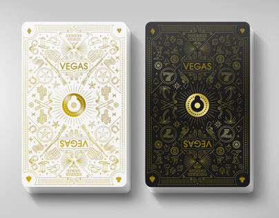 Vegas Series cards