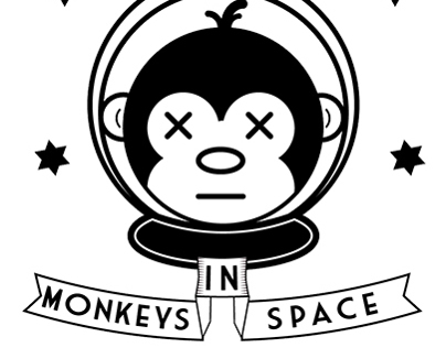 Monkeys In Space