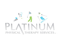 Platinum Physical Therapy brand identity development