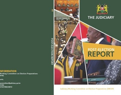 Judiciary Post Election Report