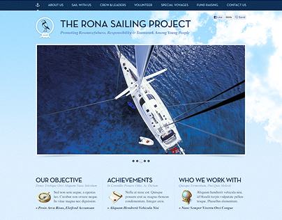 The Rona Sailing Project