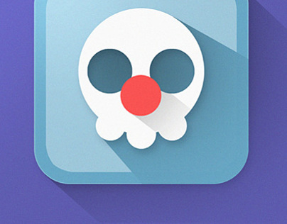 Dead Clown Icon