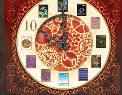 Molecular Cell 10th Anniversary Cover