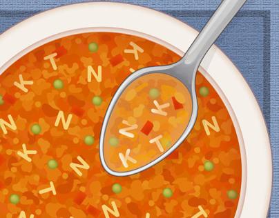 TEM Amino Acid Alphabet Soup
