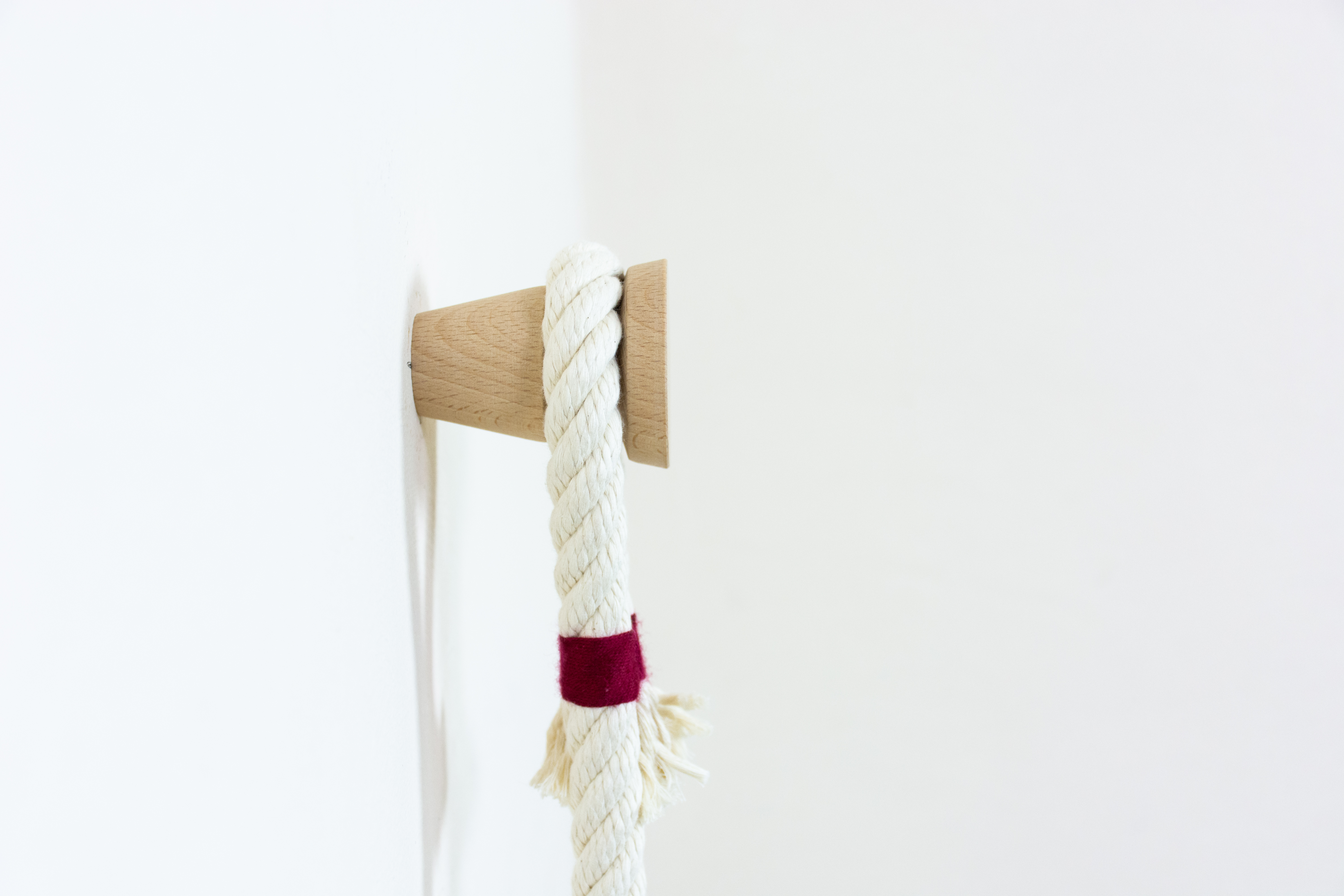 Hanger Rope - Perchero de pared