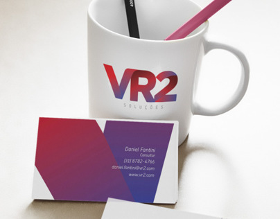 Branding VR2 Solutions | Marca