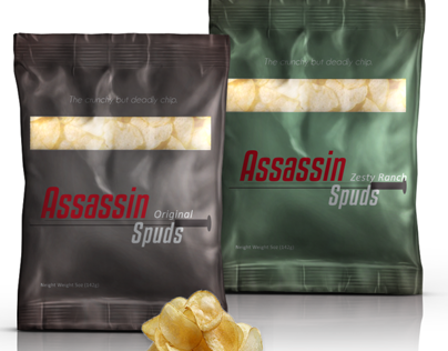 Assassin Spuds