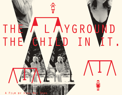 "Short Film ""The Playground"", Poster"