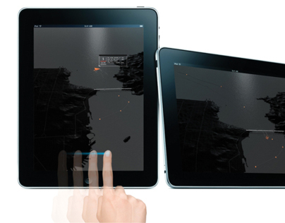WIRED - ipad app animation (unpublished)